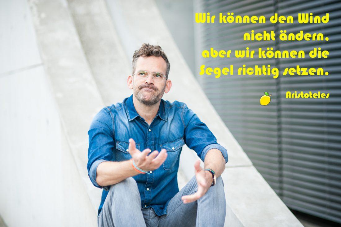 Blogartikel Holger Krebs Coach Gegenwind Segel setzen